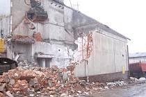 Rekonstrukce kulturního domu Koruna v Nové Bystřici