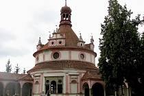 Rondel jindřichohradeckého zámku.