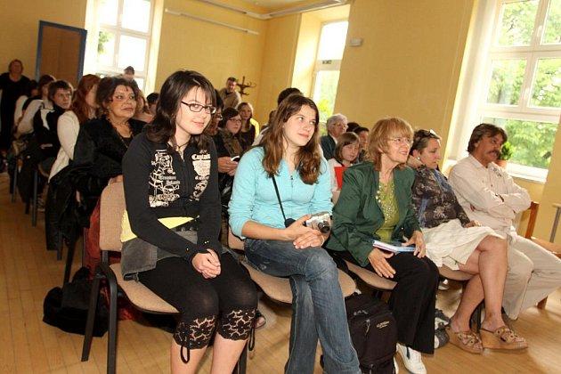 Slavnostní předání cen literární soutěže Textík.