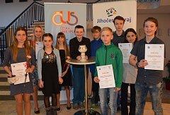 Družstvo žáků z Klubu biatlonu Staré Město pod Landštejnem triumfovalo v jihočeské mládežnické anketě.