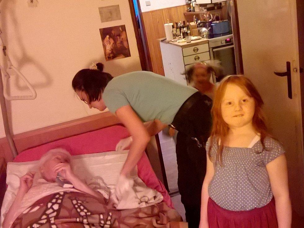 Hospicová péče sv. Kleofáše v Třeboni poskytuje pomoc nevyléčitelně nemocným a jejich rodinám od roku 2013.