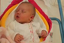 Nikola Vodičková, Kardašova Řečice.Narodila se 22. července mamince Evě Lisové a tatínkovi Karlu Vodičkovi. Vážila 3630 gramů.