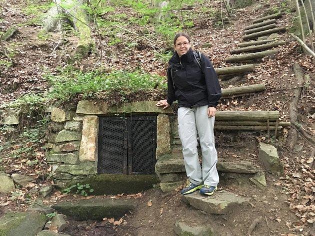 Studánka v Jindřišském údolí poblíž Jindřichova Hradce potřebuje pravidelnou údržbu.