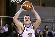 Pivot BK Lions J. Hradec Jan Tomanec.