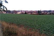 Pozemky na Zbuzanech by město mohlo rozprodat už v roce 2022.