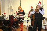 Jindřichohradecký Swing Band  odehrál adventní koncert.