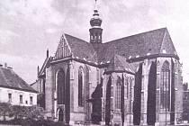 KLÁŠTERNÍ CHRÁM Nanebevzetí Panny Marie v Brně je místem věčného odpočinku královny Elišky a pána z Lipé.