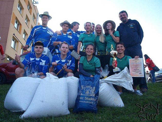 Jindřichohradecká hasičská liga pokračovala soutěží ve Studené.