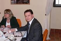 Nový ředitel jindřichohradeckého AVE Tomáš Jindra.