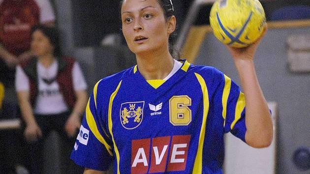 Mezi největší opory tohoto celku by měla opět patřit spojka Zuzana Kupková.