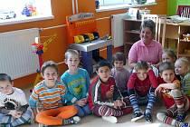 Ve Starém Městě pod Landštejnem byla slavnostně otevřena nově zrekonstruovaná mateřská škola
