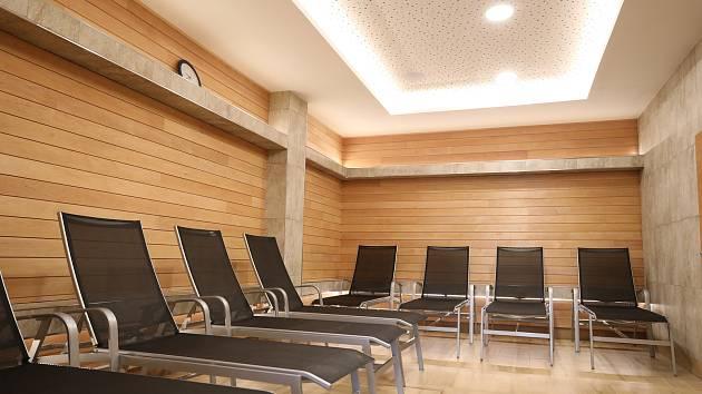 V lázních Aurora modernizovali saunový provoz za zhruba 3,5 milionu korun.