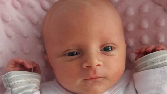 Natálie Štefanová, Lomnice nad Lužnicí.Narodila se 18. prosince Janě Zahradníkové a Michalu Štefanovi,vážila 2 600 gramů a měřila 47 centimetrů.