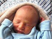 Ondřej Novobílský se narodil 28. září Karolíně a Robinovi Novobílským z Dírné. Vážil 2910 gramů a měřil 46 centimetrů.