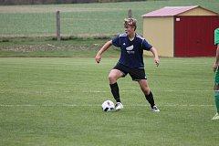 Vítězstvím 6:1 na půdě Klikova vstoupili do nového ročníku I. B třídy fotbalisté Nové Bystřice.