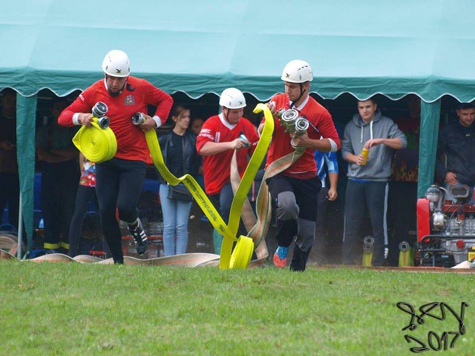Jindřichohradecká hasičská liga skončila posledním kolem v Horní Lhotě.