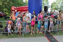 Na trať závodu se, jednotlivě nebo ve štafetě, vydaly téměř tři stovky závodníků.