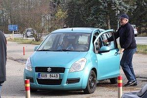 Automobilová orientační soutěž