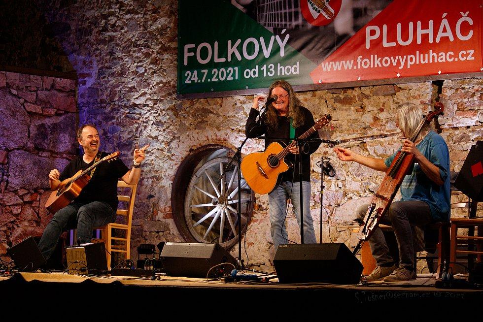 Třetí ročník Folkového Pluháče