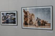 Muzeum předvádí Dakar na snímcích Mariana Chytky.