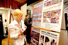 Přehlídka stavebních realizací v jižních Čechách za roky 2008 – 2010 se uskutečnila ve čtvrtek v kulturním centru Beseda v Třeboni.