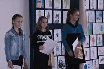 V Třeboni se konalo předávání cen v soutěži Mladý módní návrhář.