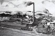 Jihočeská továrna na zboží cihlářské a keramiku (Krausova cihelna) a Jihočeské strojírny a slévárny. Krausova cihelna byla založena roku 1907, slévárna roku 1921.