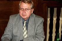 Zastupitel Dačic Jiří Albrecht (Moravané).