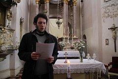 Koncert v chlumském kostele se konal ve prospěch hospicové péče.