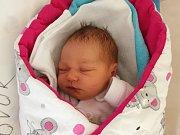 Kristýna Marková se narodila 7. dubna Lucii a Jakubu Markovým z Dačic. Měřila 48 centimetrů a vážila 3180 gramů. Doma se na ní těší bráška Matyášek.