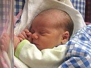 Michal Šotek z Jindřichova Hradce se narodil 16. listopadu 2013 Monice Kejslové a Miroslavu Šotkovi. Vážila 4070 gramů a měřila 52 centimetrů.
