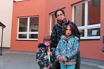 Základní škola Lomnice nad Lužnicí se těší návratu nejmladších žáků.