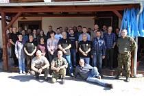 Členové jindřichohradecké jednoty Československé obce legionářské se o uplynulém víkendu sešli na X. výroční členské schůzi.