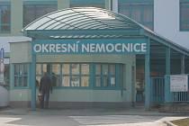 Jindřichohradecká nemocnice. Ilustrační foto.