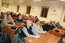 V pátek 25. ledna se v konferenčním sálu Muzea Jindřichohradecka uskutečnila přednáška Klubu historie letectví v Jindřichově Hradci.
