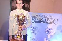 Basketbalista BK Lions Jan Tomanec ovládl anketu Nejúspěšnější sportovec roku 2012 okresu J. Hradec.