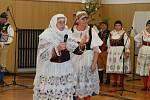 Staročeské Vánoce s  Jarošovskou krojovanou družinou.