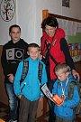 1. školní den ZŠ Stráž nad Nežárkou