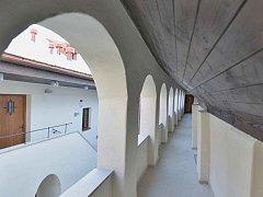 Dům Štěpánka Netolického v Třeboni.