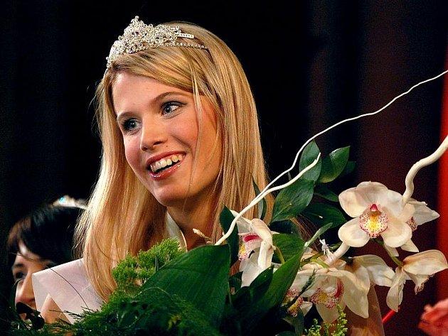 Miss Jindřichohradecka 2009: Helena Vojtěchová