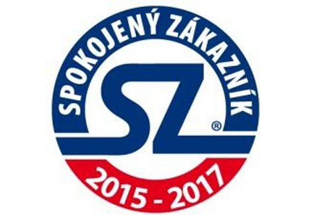 Titul Spokojený zákazník Jihočeského kraje roku 2016 je odměnou za dlouholetou práci.