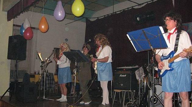 Oslavy Mezinárodního dne žen ve Zdešově.