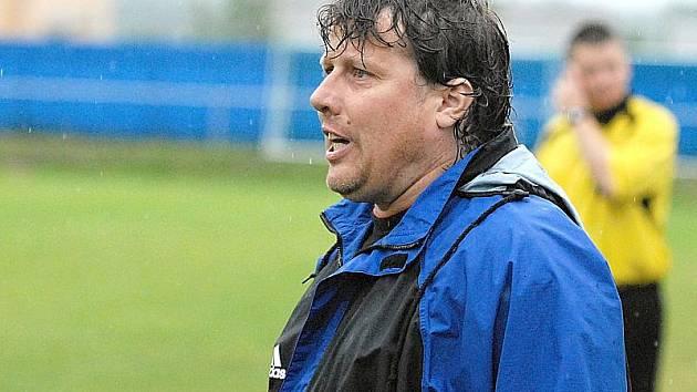 Fotbalisty Třeboně bude v příští sezoně trénovat Marcel Tomášek.