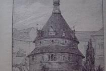 ROTUNDA, postavená roku 1591.