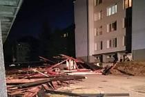 Pondělní vichřice na Jindřichohradecku škodila nejvíc zřejmě ve Studené.