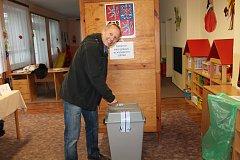 V Třeboni lidé hlasovali v referendu o stavbě zimního stadionu.