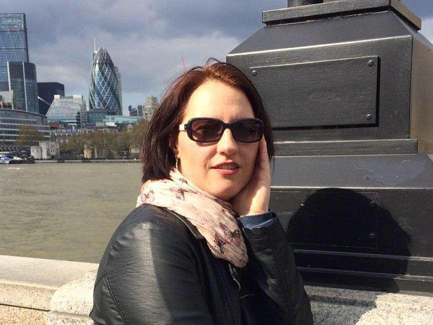 Hana Hudcová, která žije v hlavním městě Spojeného království, popsala Deníku náladu v Londýně den po teroristickém útoku.