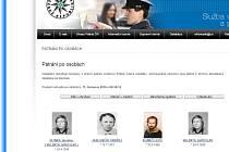 V policejní databázi lze najít, po kom se pátrá, kdo je hledaný či pohřešovaný.