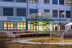 Nemocnice Jindřichův Hradec.  Ilustrační foto.