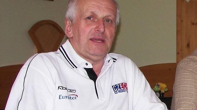 Výkonný ředitel jindřichohradeckého Vajgaru  František Dvořák.